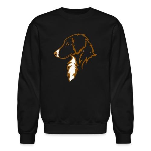 Toller Head Sweatshirt - Crewneck Sweatshirt