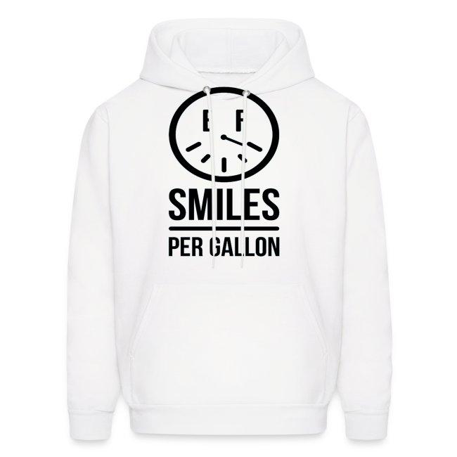 Smiles Per Gallon Hoodie