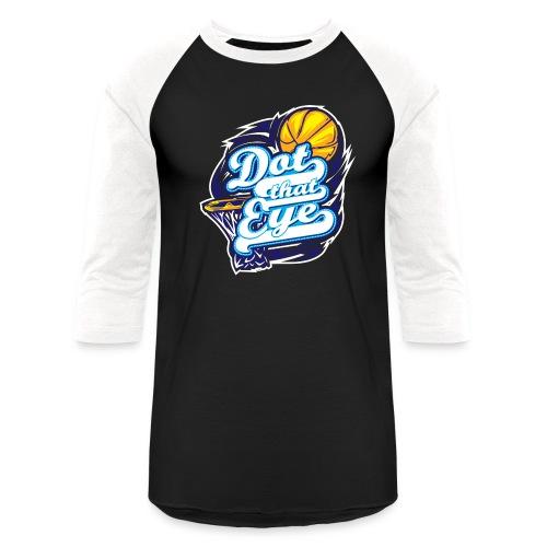 Dot That Eye 3 Quarter Shirt - Baseball T-Shirt