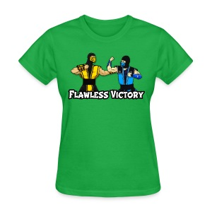 BF Flawless Victory Female - Women's T-Shirt