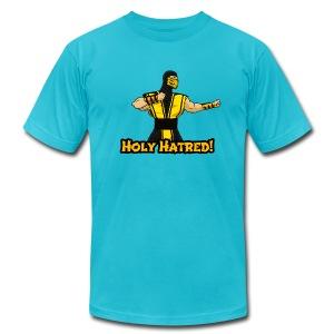 BF Retro Scorpion Premium Shirt - Men's Fine Jersey T-Shirt