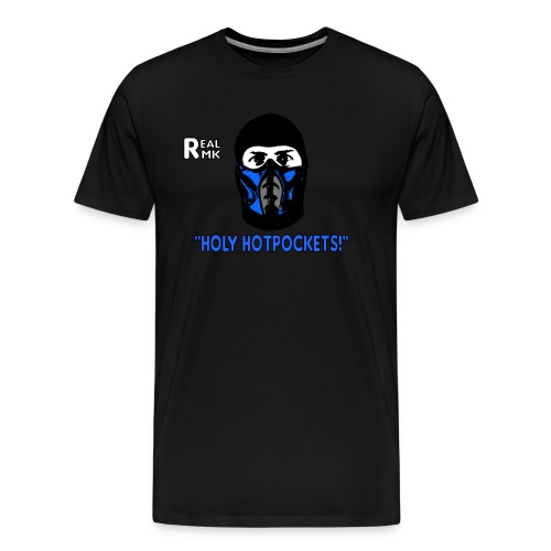 Men's Premium T-Shirt - Sport this shirt to show your support for BizarrelyFunny! We don't make any money on these shirts, we just wanna see you guys wearing them! :)