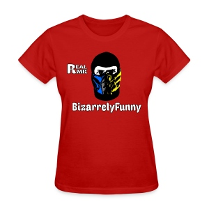 BizarrelyFunny Female Shirt - Women's T-Shirt