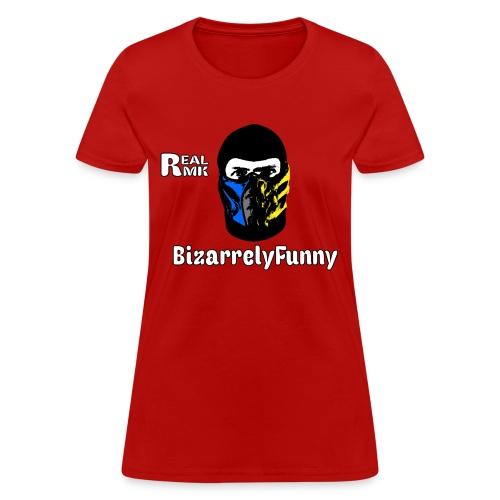 BizarrelyFunny Female Shirt - Women's T-Shirt