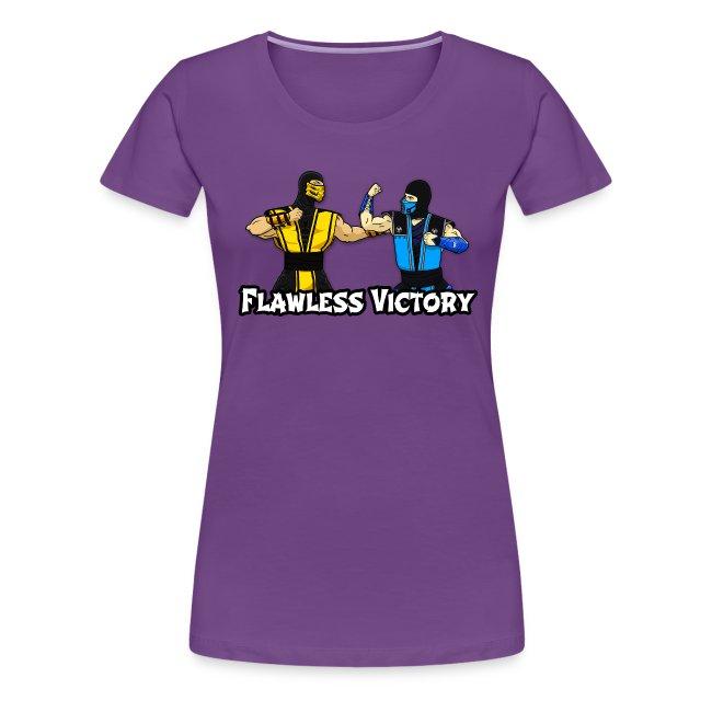 BF Flawless Victory Shirt Female