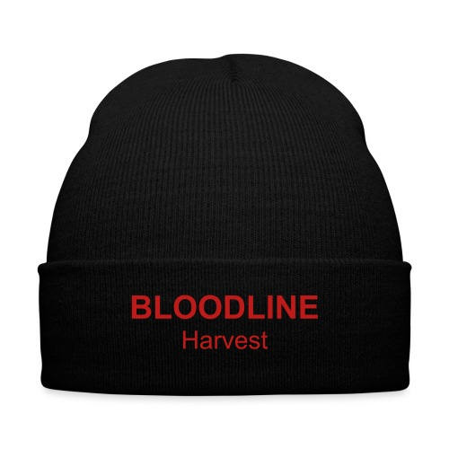 BL Harvest Beanie - Knit Cap with Cuff Print