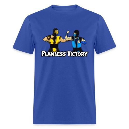 BF Flawless Victory Shirt - Men's T-Shirt