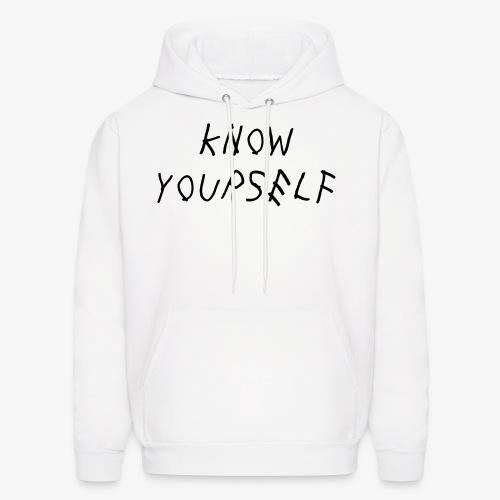 Know Yourself Hoodie - Men's Hoodie