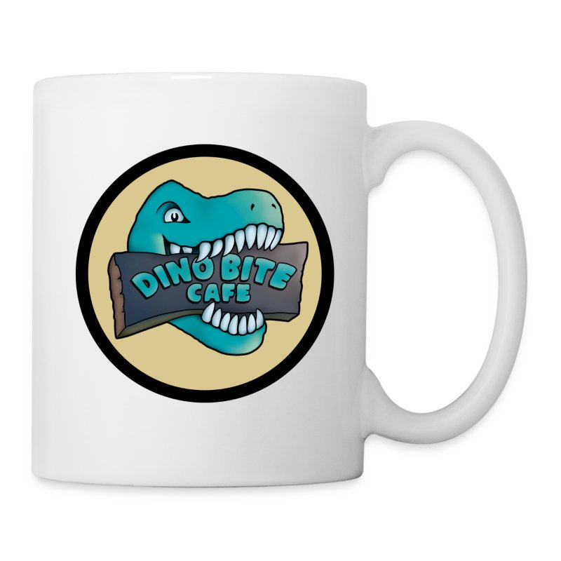 Dino Mug - Coffee/Tea Mug