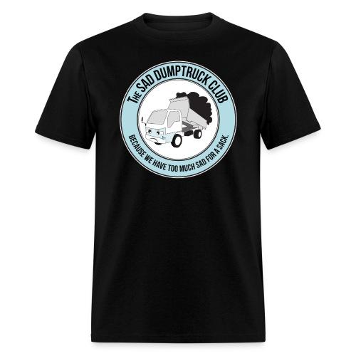 The Sad Dumptruck Club (Men's Tee) - Men's T-Shirt