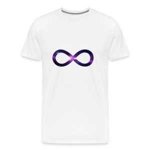 Infinite Galaxy - Men's Premium T-Shirt
