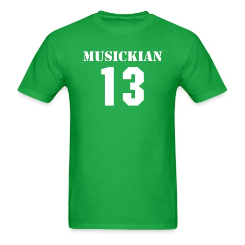 Musickian 13 Tee - Men's T-Shirt