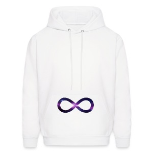 Infinite Galaxy - Men's Hoodie