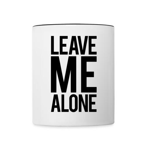The cup - Contrast Coffee Mug