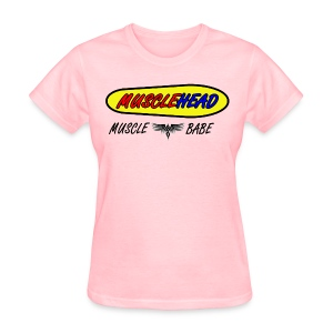 Muscle Babe - Women's T-Shirt