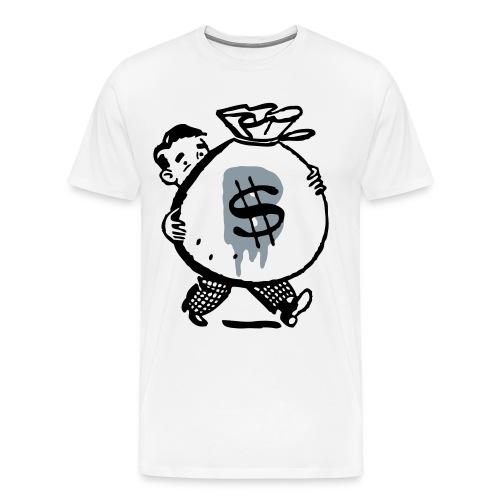 BillionDollar BagBoy Tee - Men's Premium T-Shirt