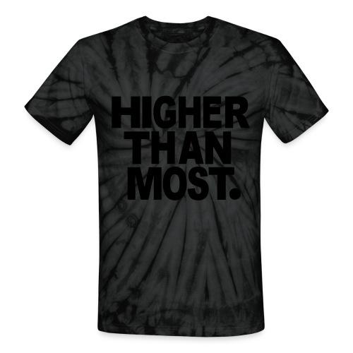 HTM Tie Dye T-Shirt - Unisex Tie Dye T-Shirt