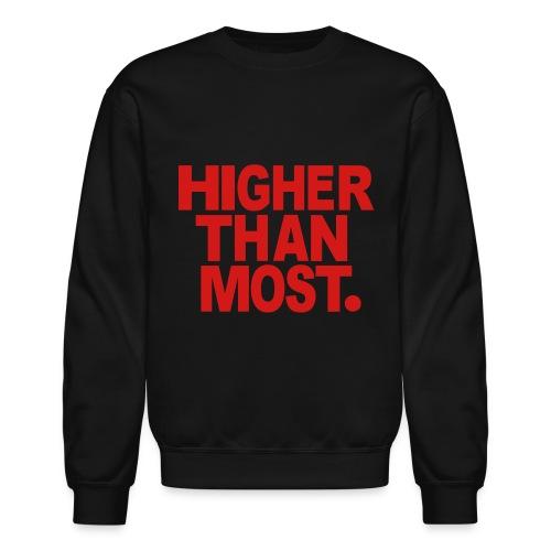 HTM Mens Crewneck  - Crewneck Sweatshirt