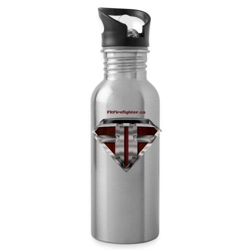 Fitfirefighter.ca Water Bottle - Water Bottle