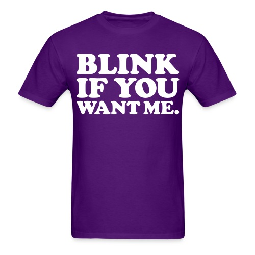 Blink T-Shirt - Men's T-Shirt