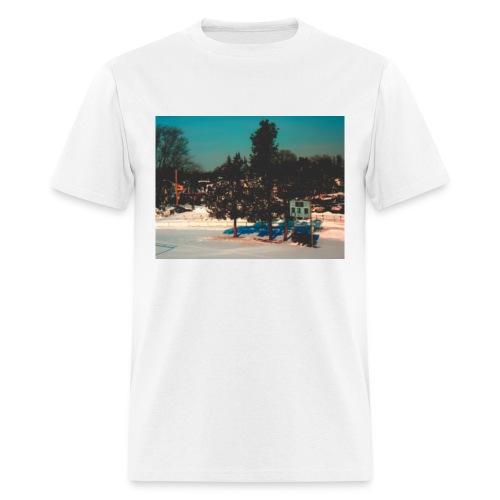 Haze Days - Men's T-Shirt
