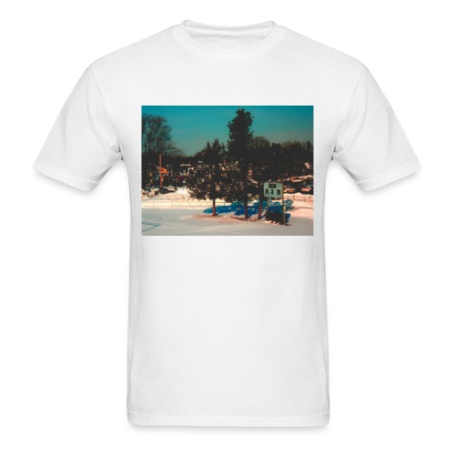 Haze Days - Men's T-Shirt