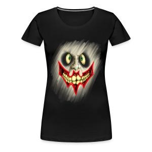 Bat Smile Women's T - Women's Premium T-Shirt