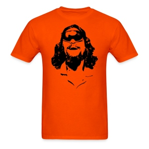 The Dude Rides T-Shirt - Men's T-Shirt