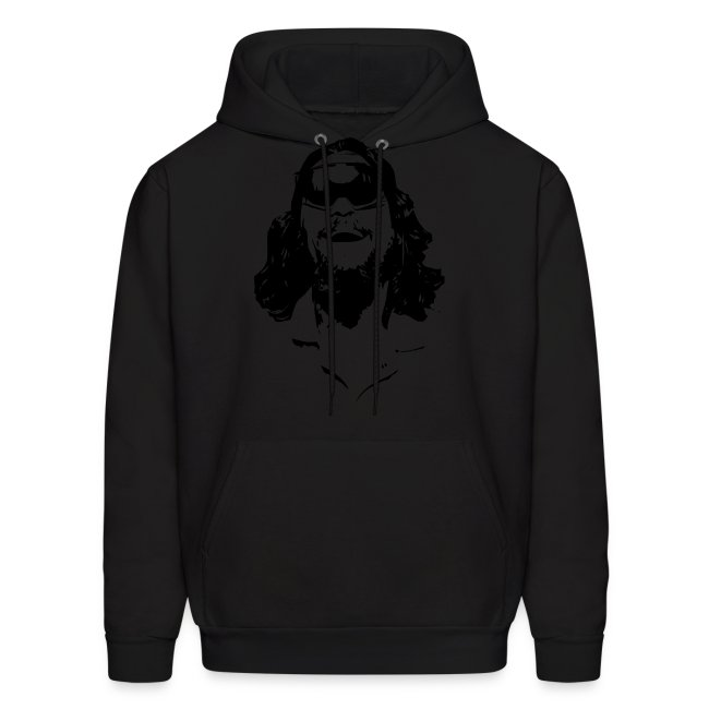 The Dude Rides Hoodie
