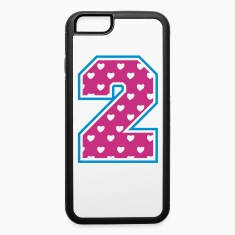 2 - Two - Number two Accessories