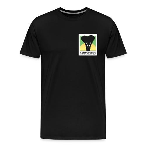 VETPAW - Premium Logo T - Men's Premium T-Shirt