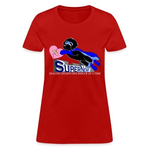 Super Newf T Shirt (W) - Women's T-Shirt