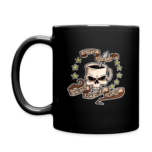 Brains're For Closers Only - Full Color Mug