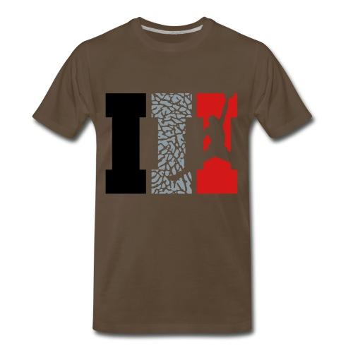 Michael Jordan Exclusive T-Shirt - Men's Premium T-Shirt