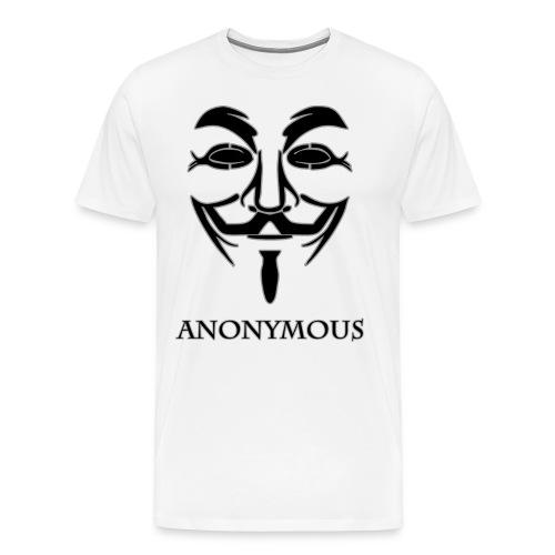 Anonymous Shirt - Men's Premium T-Shirt