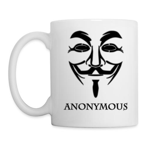 Anonymous Coffee Cup - Coffee/Tea Mug