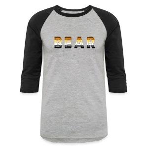 Baseball T-Shirt - uber,uBear,scruff,gaybear,gay bears,gay bear,gay,cub,bears,bearpride,bearded,bear pride,bear gay,bear,LGBT