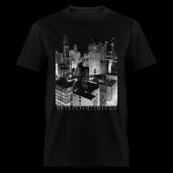 T-Shirts ~ Men's T-Shirt ~ Old Detroit Pic