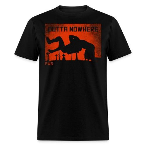 Outta Nowhere! - Men's T-Shirt