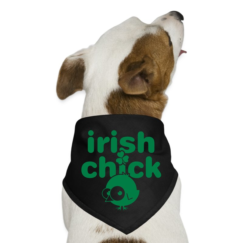 Irish Chick - Dog Bandana