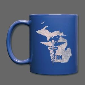 Michigan RN - Full Color Mug