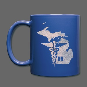 Michigan RN - Full Color Mug