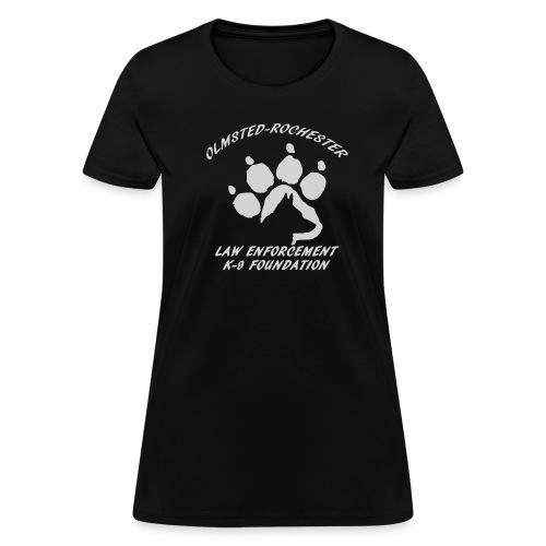 Women's T-Shirt Paw Design - Women's T-Shirt