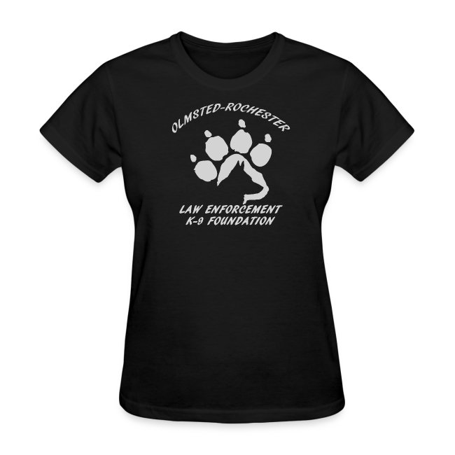 Women's T-Shirt Paw Design