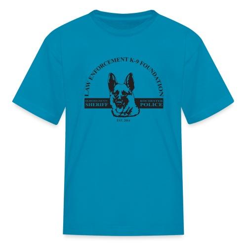 Kids' T-Shirt Dog Design - Kids' T-Shirt