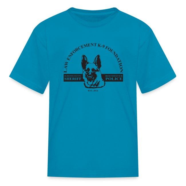 Kids' T-Shirt Dog Design