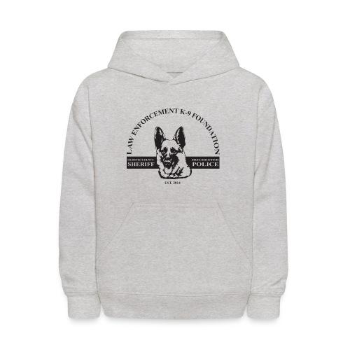 Kid's Hoodie Dog Design - Kids' Hoodie