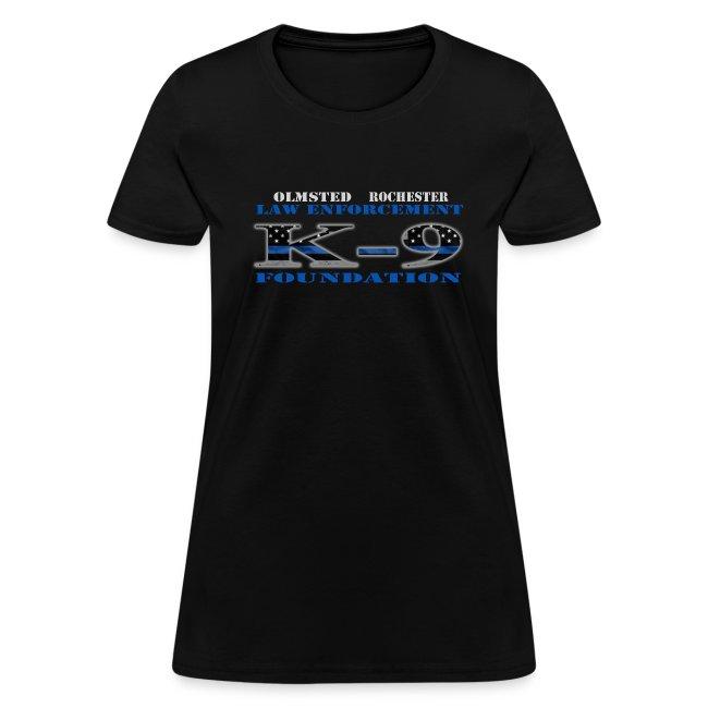 Women's T-Shirt K-9 Design