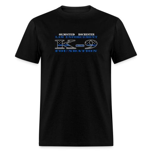 Men's T-Shirt K-9 Design - Men's T-Shirt