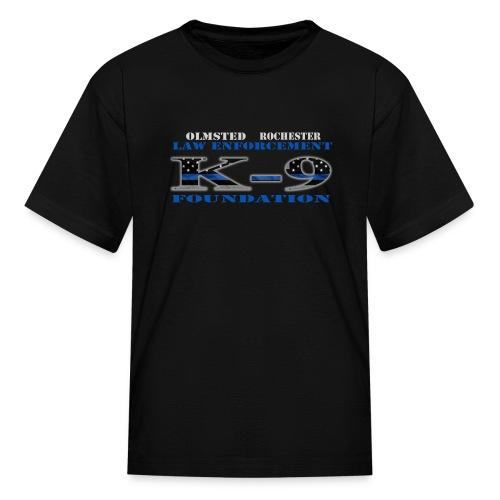 Kid's T-Shirt K-9 Design - Kids' T-Shirt